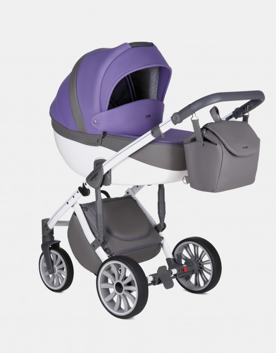 Anex Sport SP21 Ultra Violet 2in1 Kollektion 2018