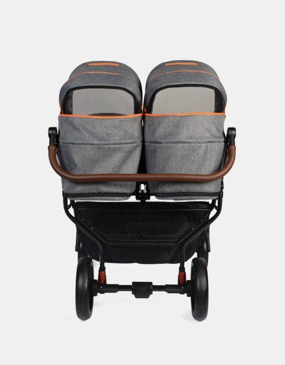 Dorjan Quick Twin TQ08 Anthrazit-Orange 2in1
