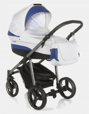 Bebetto Vulcano S-line SL02G Grey - Navy Blue 2in1