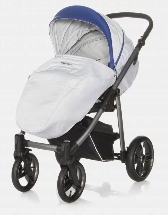 Bebetto Vulcano S-line SL02G Grey - Navy Blue 3in1