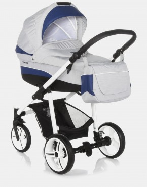 Bebetto Vulcano S-line SL02W Grey - Navy Blue 2in1