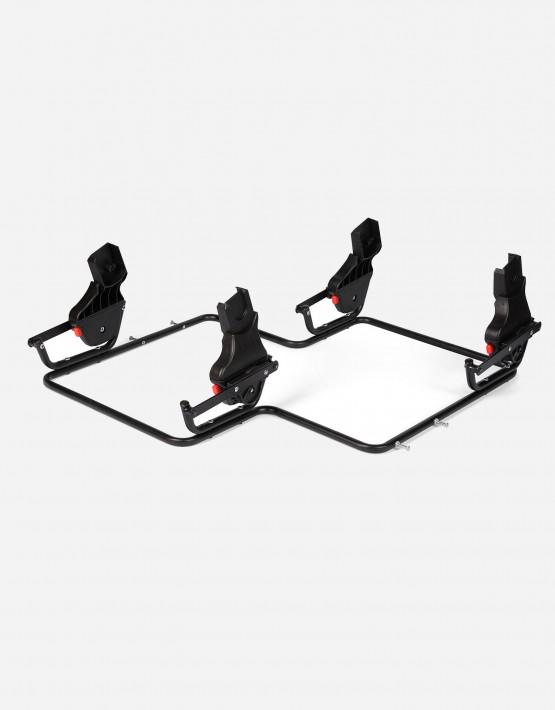 Adapter Universal für Zwillingskinderwagen Dorjan Zekiwa Clamaro