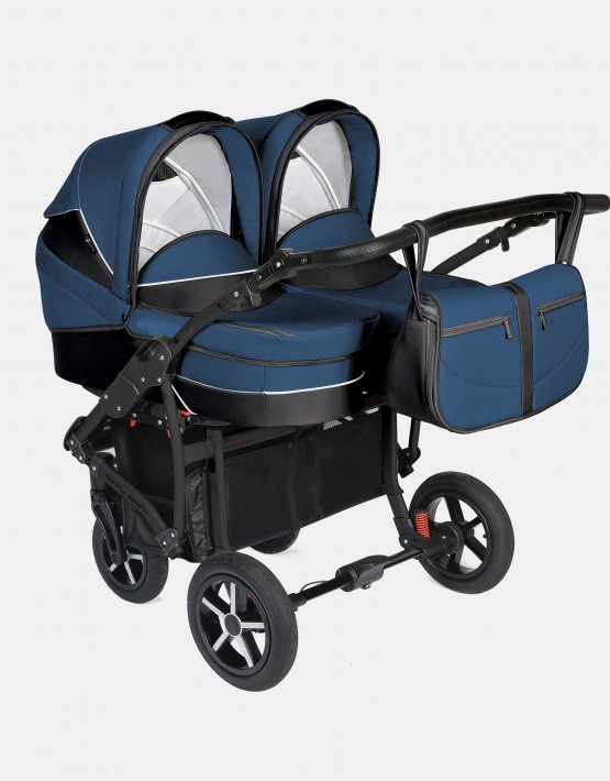 Dorjan Danny Sport Twin Linen 2IN1 Blau