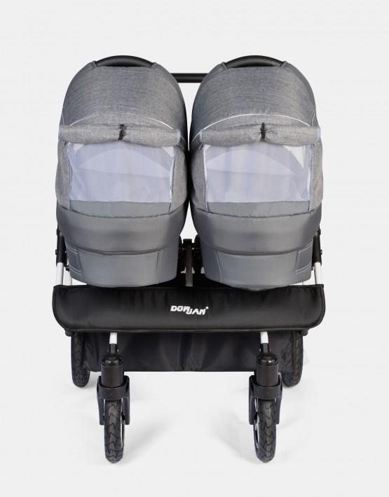 Dorjan Danny Sport Twin 2IN1 Grau-Grau