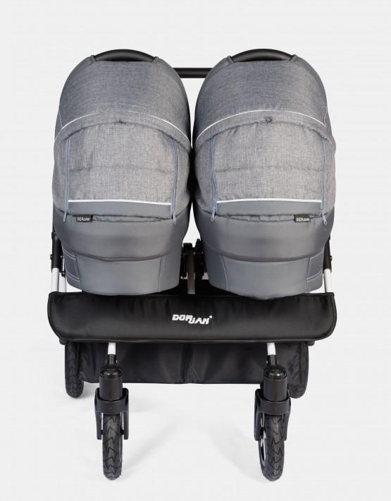 Dorjan Danny Sport Twin 3IN1 DS5T-40 Grau-Grau