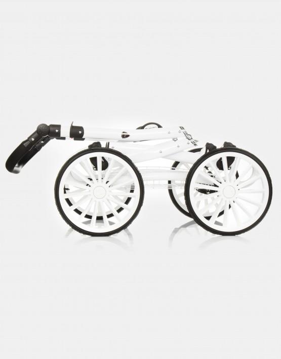 Adamex Barletta Retro Deluxe 10S Weiß 3in1