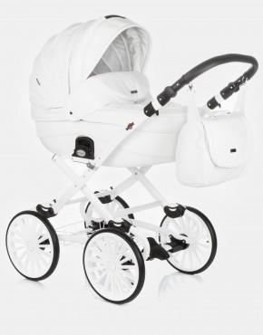 Adamex Barletta Retro Deluxe 10S Weiß 2in1