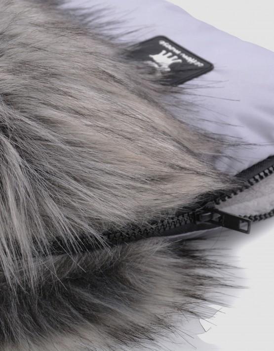 Cottonmoose CottonMUFF Grau