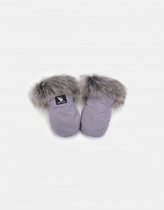 Cottonmoose HandMUFF Grau