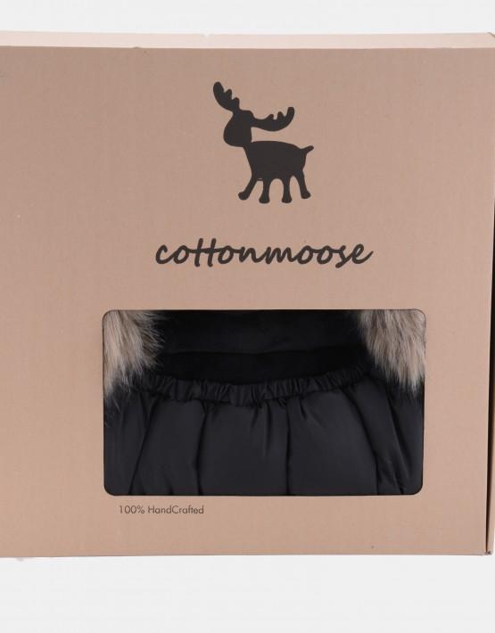 Cottonmoose Footmuff Moose Shine Shiny - Gold