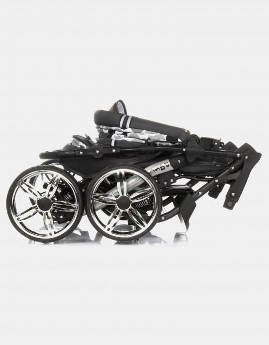 Karex Pascal 13 Dunkelgrau - Kreise 3in1 mit Autositz