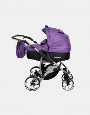 Karex Allivio Schwarz - Violett 2in1