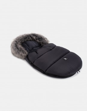Cottonmoose Footmuff Mini Moose Graphit - Graphit