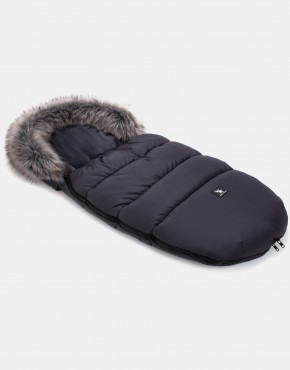 Cottonmoose Footmuff Moose Graphit - Graphit