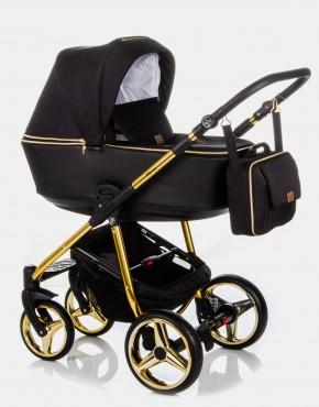 Adamex Reggio Special Edition Y85 Schwarz-Gold 3in1