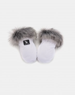 Cottonmoose HandMUFF Weiß