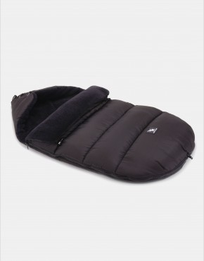 Cottonmoose Footmuff Baby Moose Graphit - Graphit