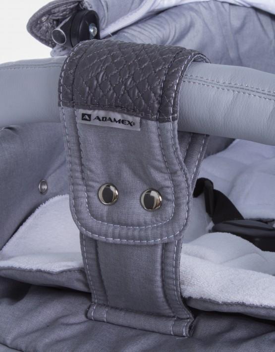 Adamex Barletta PIK18 3in1 mit Autositz