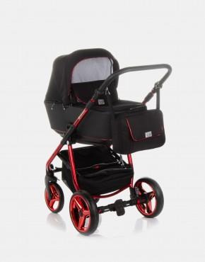 Adamex Reggio Special Edition Y300 Schwarz-Rot 2in1