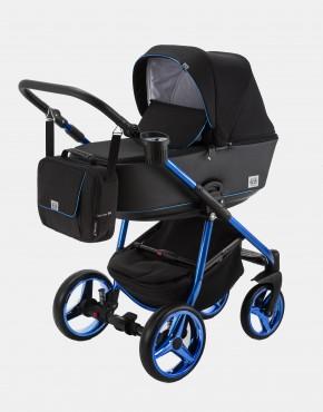 Adamex Reggio Special Edition Y301 Schwarz-Blau 2in1