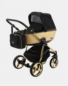 Adamex Reggio Special Edition Y828 Schwarz und Gold - Gold 3in1