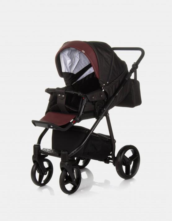 Adamex Reggio Premium Y60 Schwarz - Kirsche 2in1