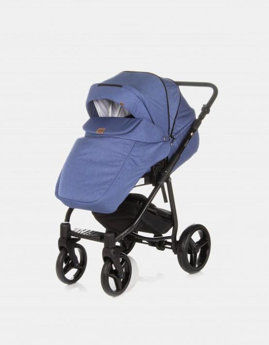 Adamex Reggio Y8 Schwarz - Blau 3in1