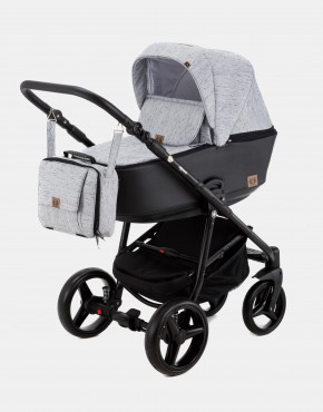 Adamex Reggio Premium Y58A Schwarz - Grau 3in1