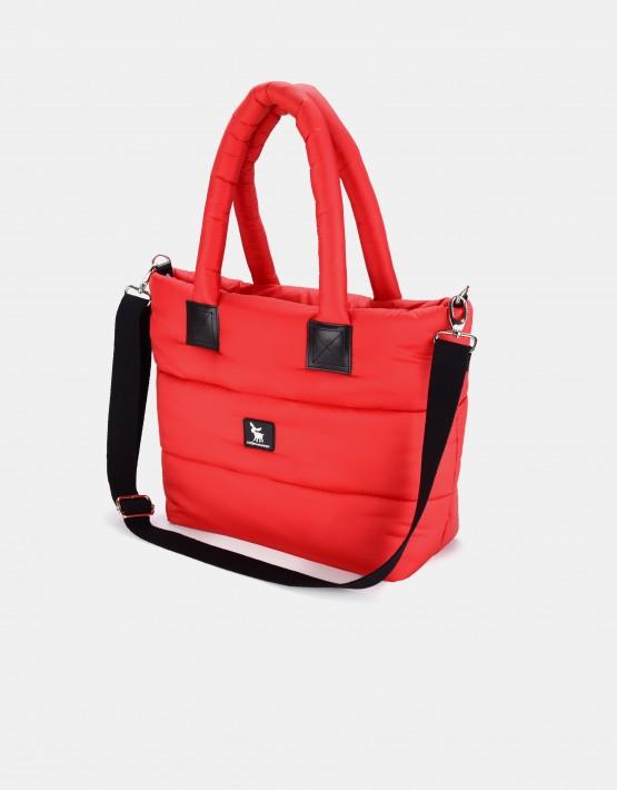 Cottonmoose Wickeltasche Moose Bag 811/124 Red