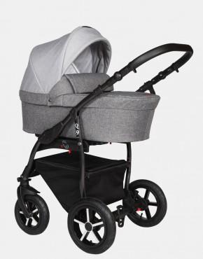 Baby Merc Q9 179B Athrazit-Grau - Schwarzes Gestell 3in1