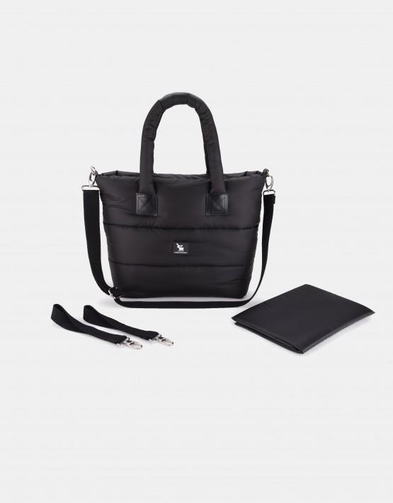 Cottonmoose Wickeltasche Moose Bag 811/65 Black