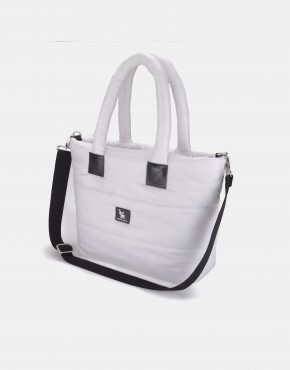 Cottonmoose Wickeltasche Moose Bag 811/71 White