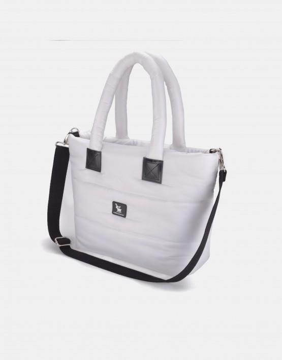 Cottonmoose Wickeltasche Moose Bag 811/71 White
