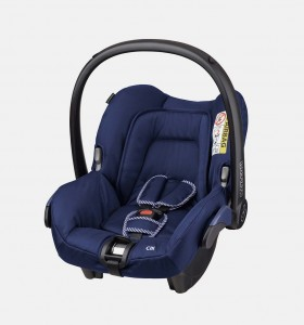 maxicosi carseat babycarseat citi 2017 blue riverblue 3qrt