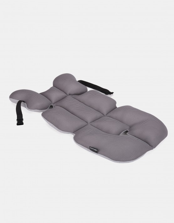 Cottonmoose Babysitz-Einlage 828 Velvet Grey