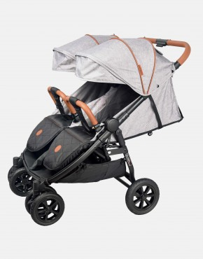 Coletto Enzo Twin Grau 2in1