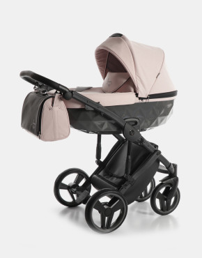 Junama Diamond 10 Schwarz-Beige 3in1