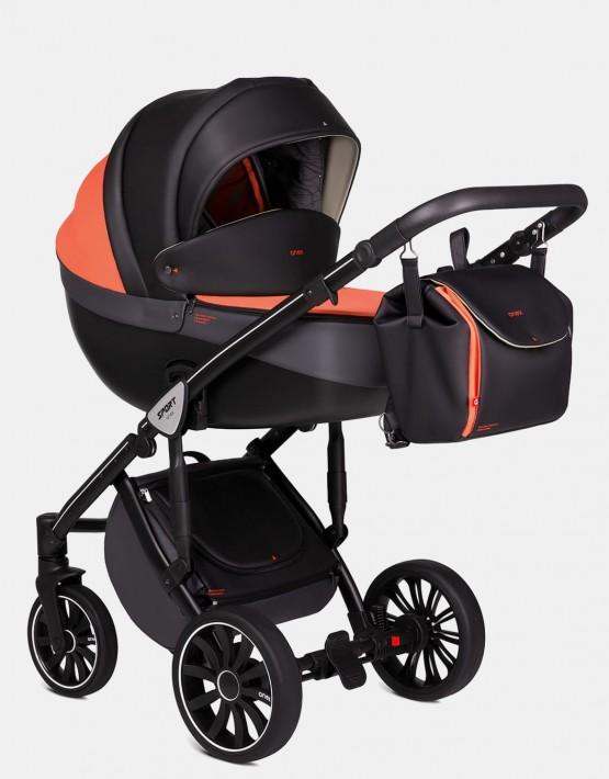 Anex Sport Limited Edition Schwarz Form SE06 2in1