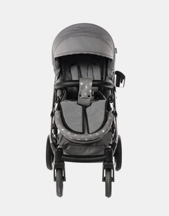 Tako Laret Imperial 03 Elegant Grau Gemustert 3in1