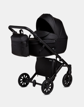 Anex E/Type Schwarz CR01 3in1 + Cybex Aton M i-Size Deep Black