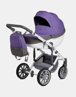 Anex M/Type Weiß Violet SP21 3in1