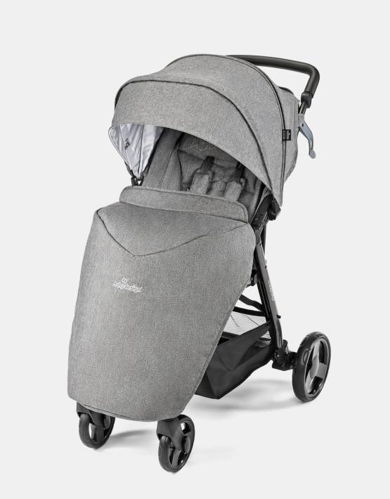 Baby Design  2019 Clever 27 Grau Melange