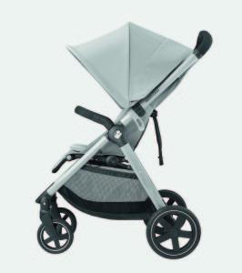 maxicosi stroller travelsystem gia grey nomadgrey  side