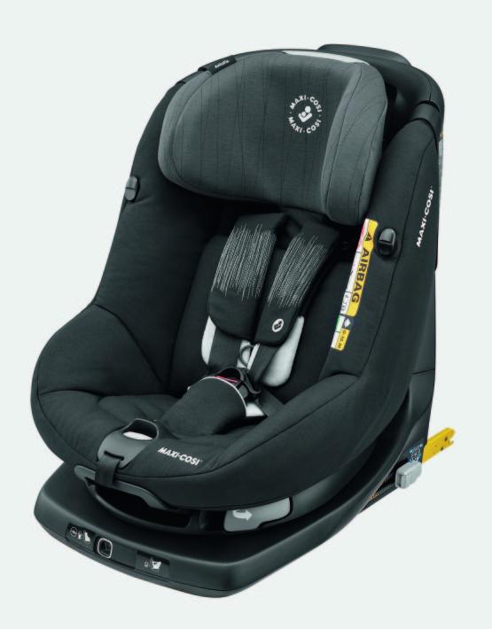 Maxi-Cosi AxissFix Frequency Black 9-18kg