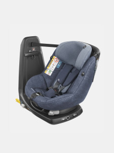 maxicosi carseat toddlercarseat axissfix 2018 blue nomadblue 3qr