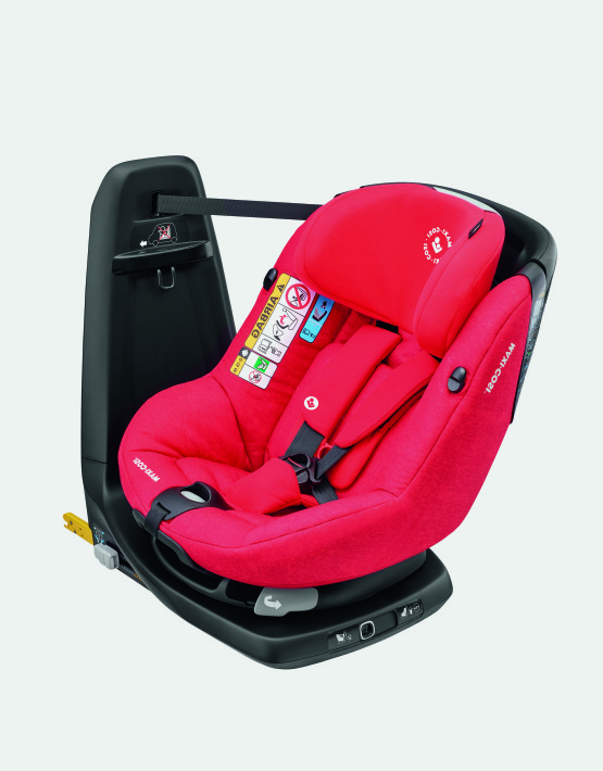 Maxi-Cosi AxissFix Nomad Red 9-18kg