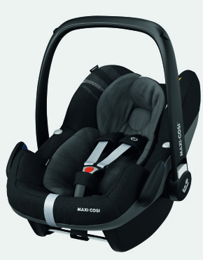 Maxi-Cosi Pebble Pro i-Size Frequency Black 0-13kg