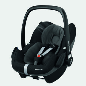 maxicosi carseat babycarseat pebblepro black frequencyblack 3qrt