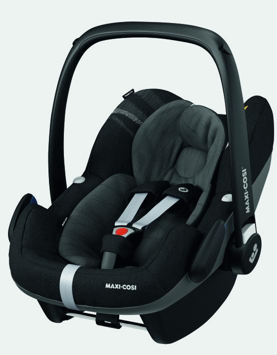 Maxi-Cosi Pebble Pro i-Size Frequency Black 0-13kg