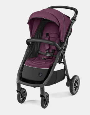 Babydesign Look-Air 06 Weinrot